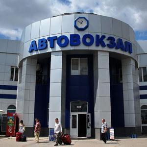 Автовокзалы Казанской