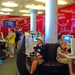 Интернет-кафе Казанской