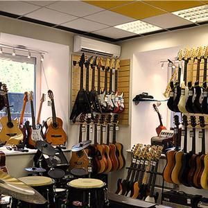 Музыкальные магазины Казанской