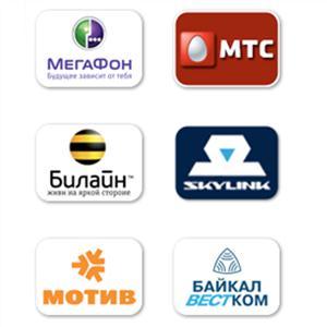 Операторы сотовой связи Казанской