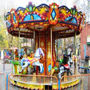 Парки культуры и отдыха Казанской