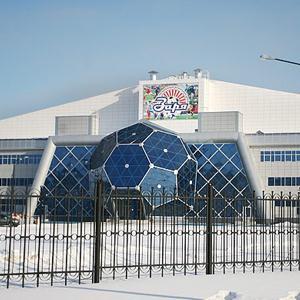 Спортивные комплексы Казанской