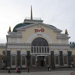 Железнодорожные вокзалы Казанской